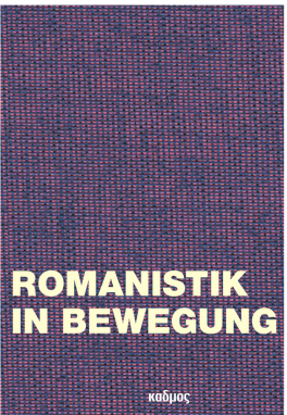 Romanistik_Heute_COVERENTWURF